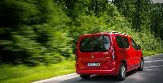 Opel Combo Life gets a new petrol engine