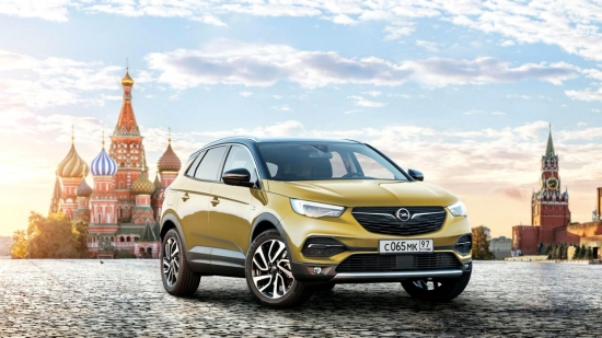 PSA returns the Opel brand to the Russian market after GM recalled it in 2015