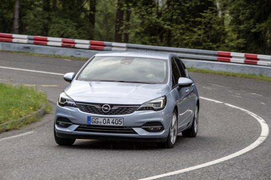 The world premiere of Opel took place this year in Frankfurt